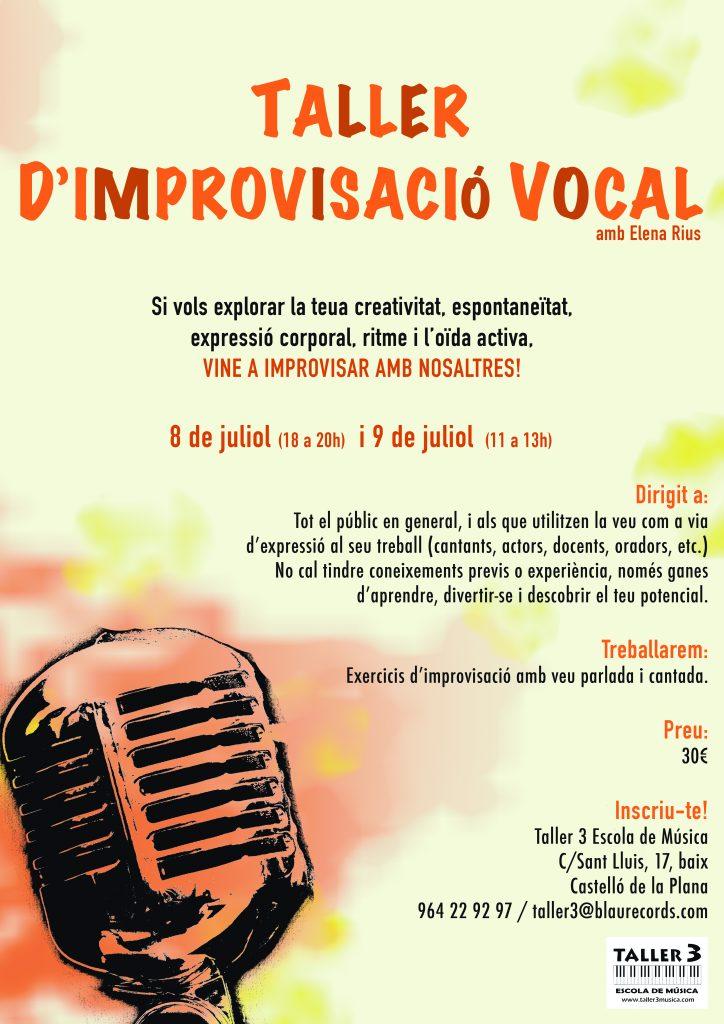 Impro vocal